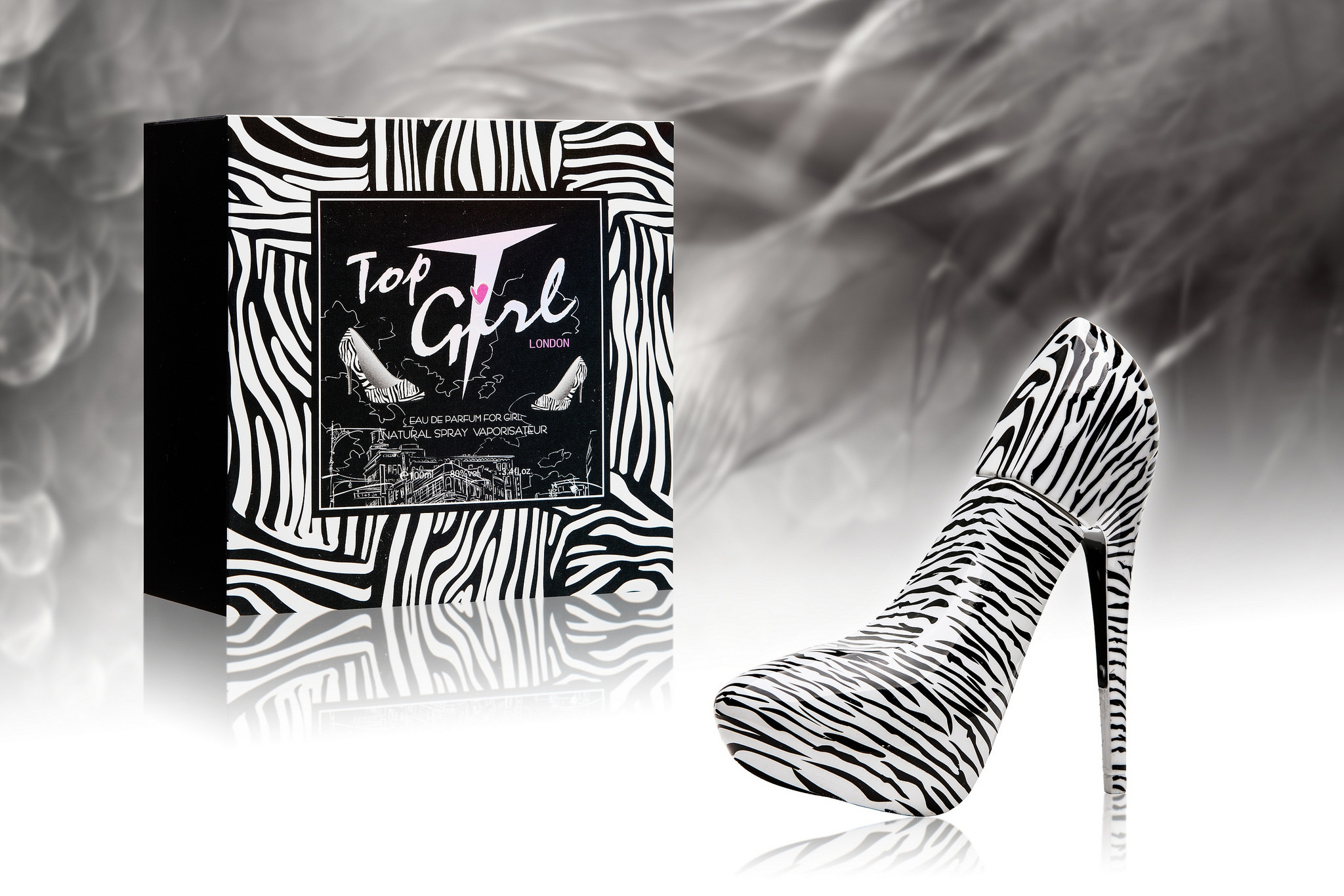 TOP GIRL ZEBRA, 100ml