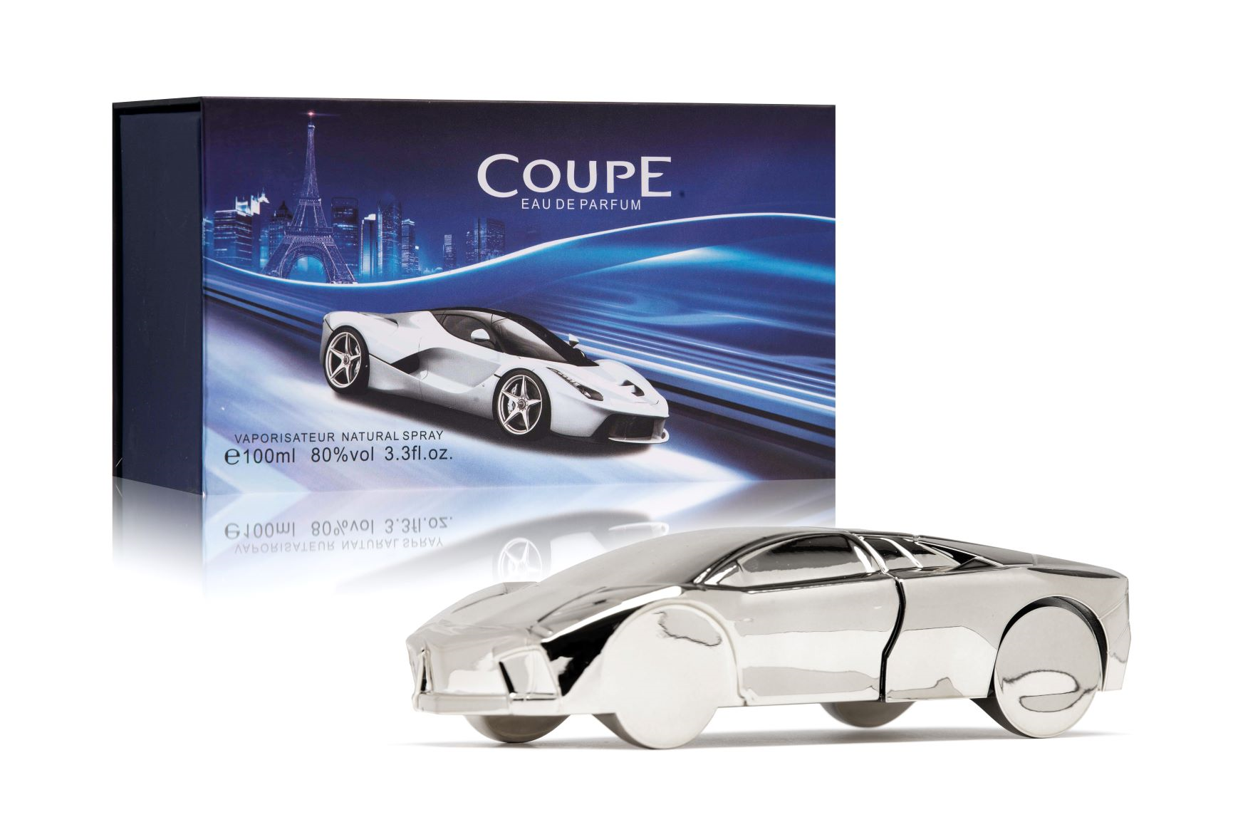 COUPE Silver 100ml