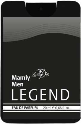 LEGEND, 7 x 20ml EdP