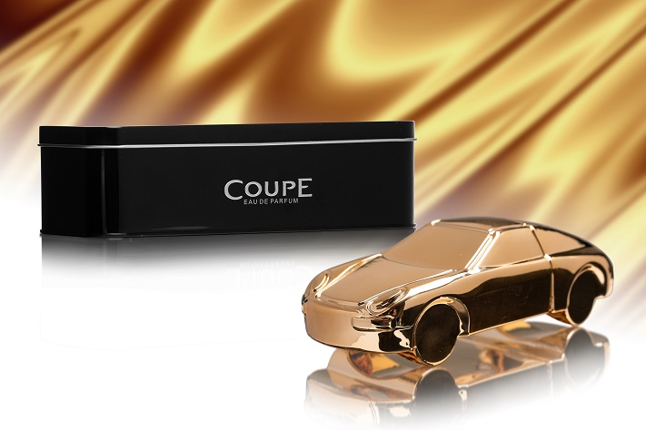 COUPE CD - auto GOLD
