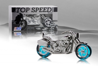 TOP SPEED silver