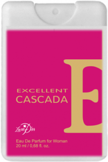 CASCADA, 7 x 20ml EdP