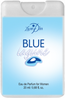 BLUE, 7 x 20ml EdP